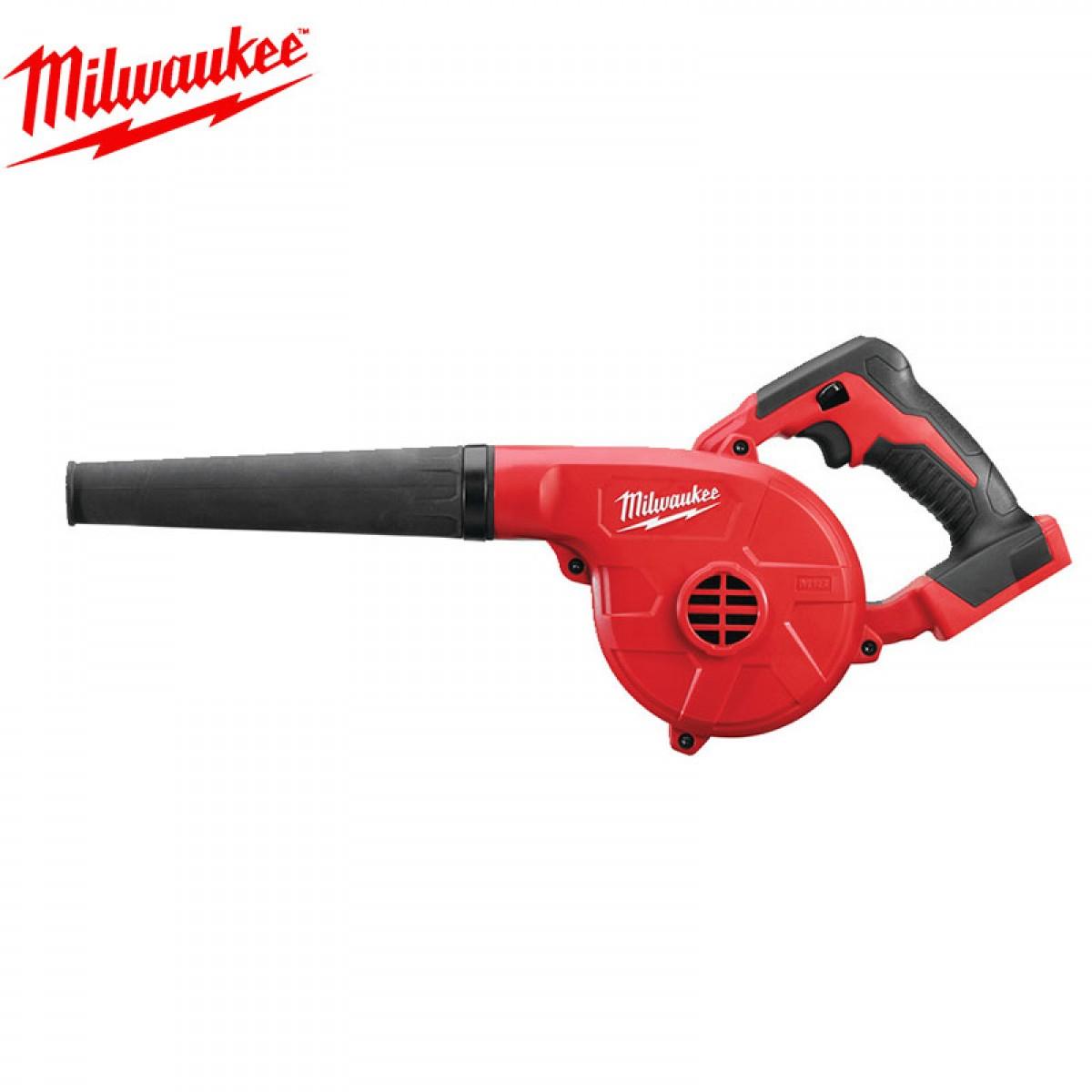 Milwaukee米沃奇充电式除尘吹风机工厂装修家用M18 BBL-502