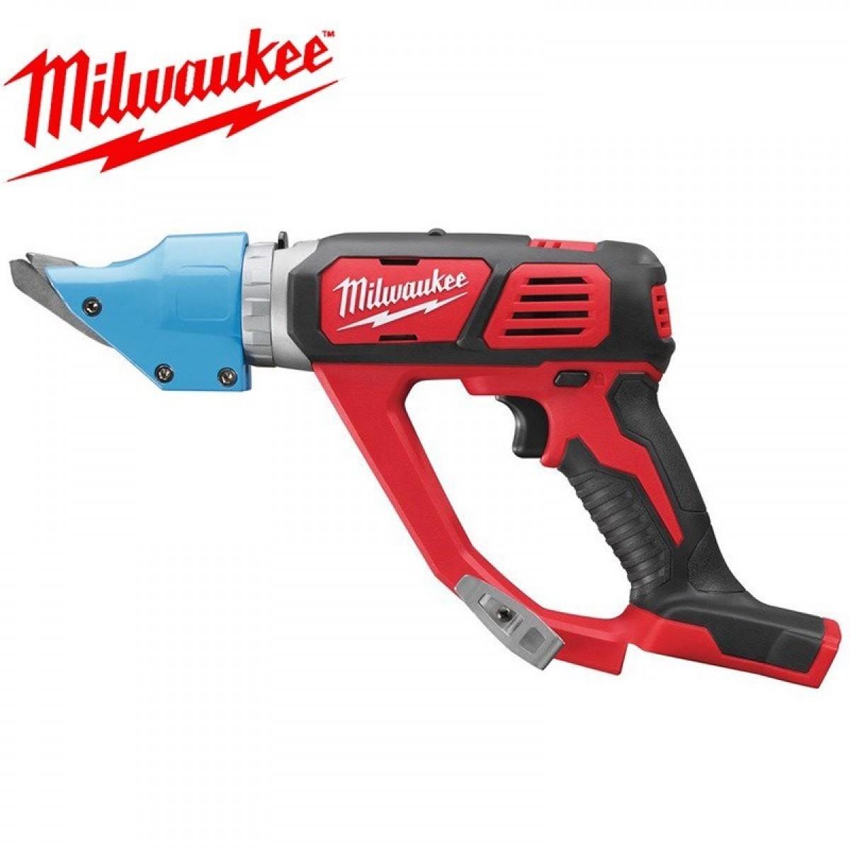 Milwaukee米沃奇 M18 BMS20-501C 18V充电式电剪刀带剪机
