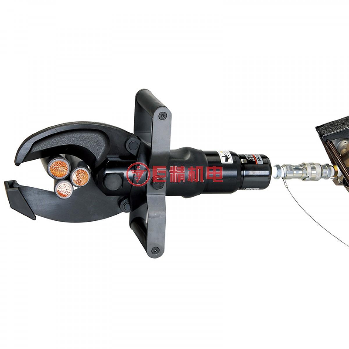 IZUMI P-105YC剪刀式切刀头 可用于切割达105mm的铜和和铝电缆