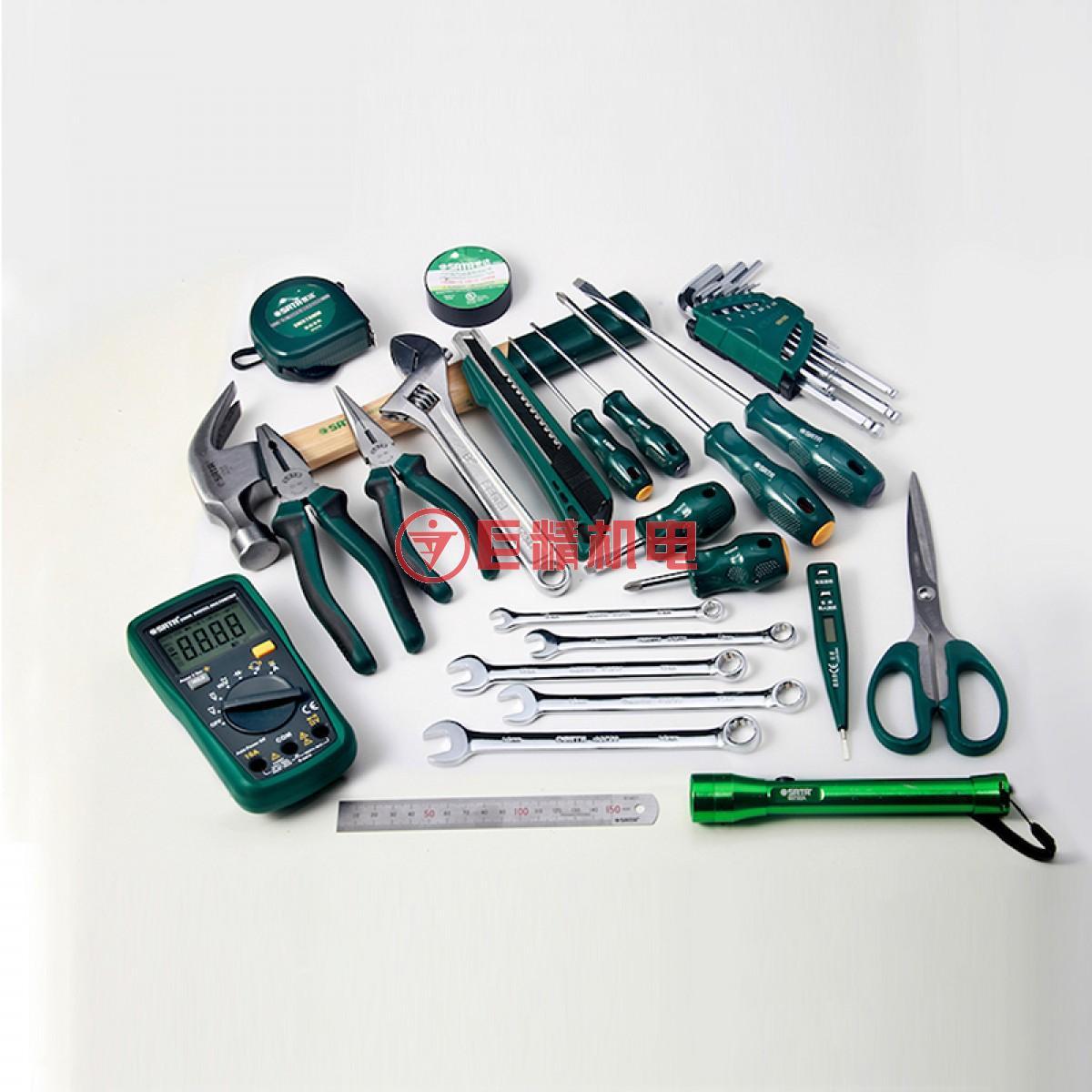 世达32件便携式安装维修组套09556