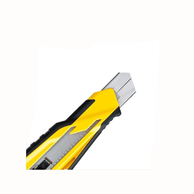 史丹利 Air双色柄美工刀 10270-8-23
