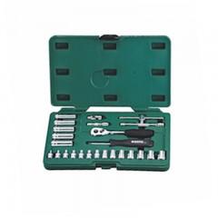 世达 25件6.3MM系列套筒组套 09001