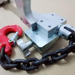 PRISME 铂锐士 接触线紧固夹具 PH-TC40