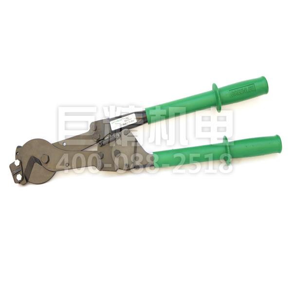 G757 棘轮绞链式硬质切刀