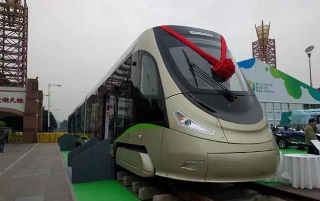 全国首条氢能有轨电车今年将在佛山开通
