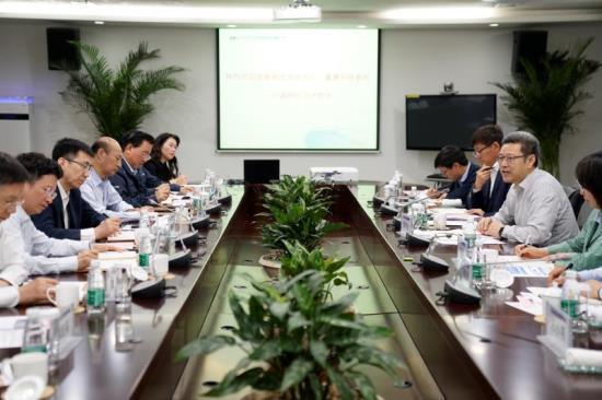 生态环境部党组书记、部长李干杰调研红沿河核电