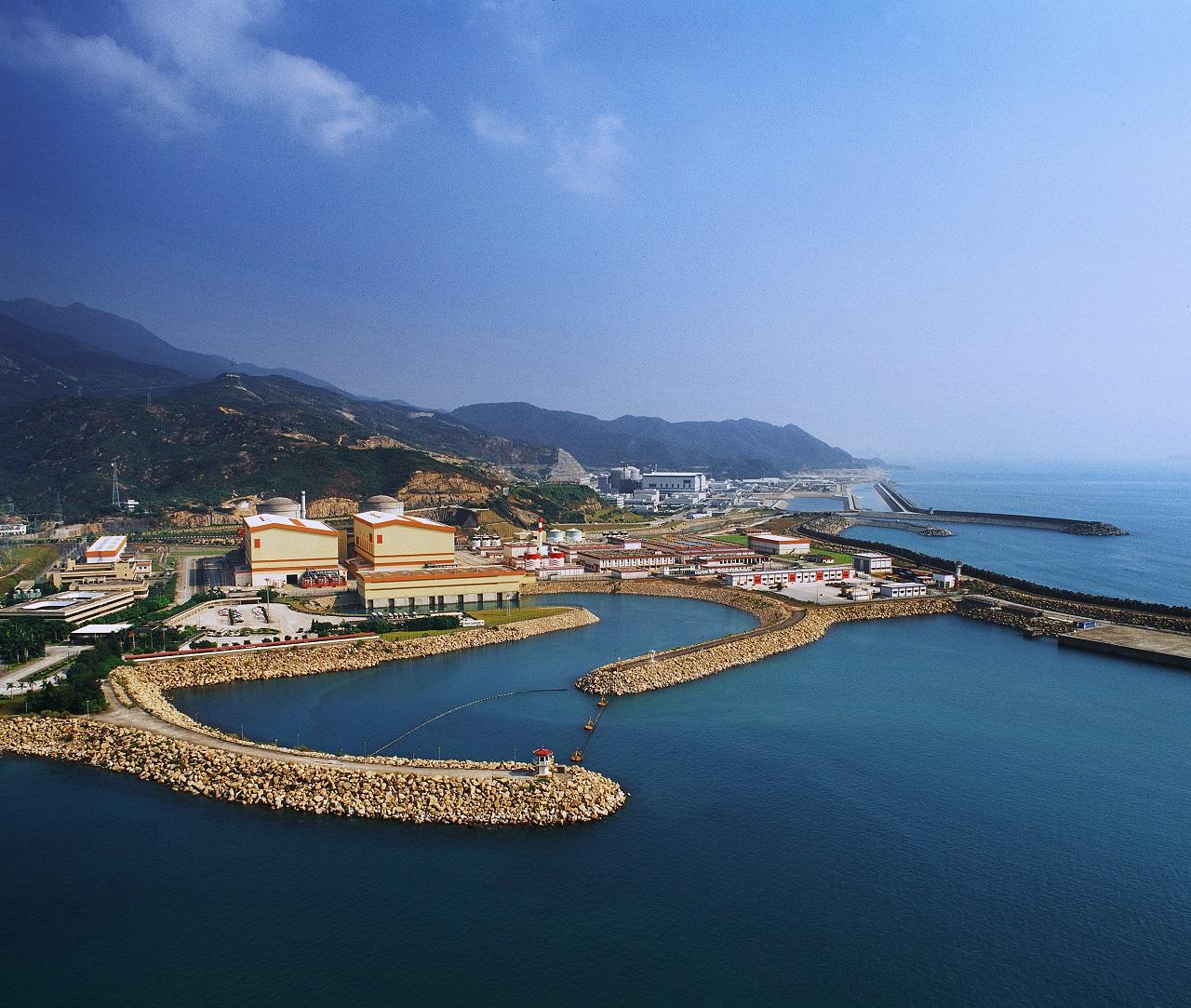 大亚湾核电站商运25年对港供电近2500亿度