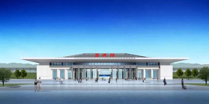 将扩原设计2至3.3倍!兴泉铁路赣州4个火车站设计方案正式获批!