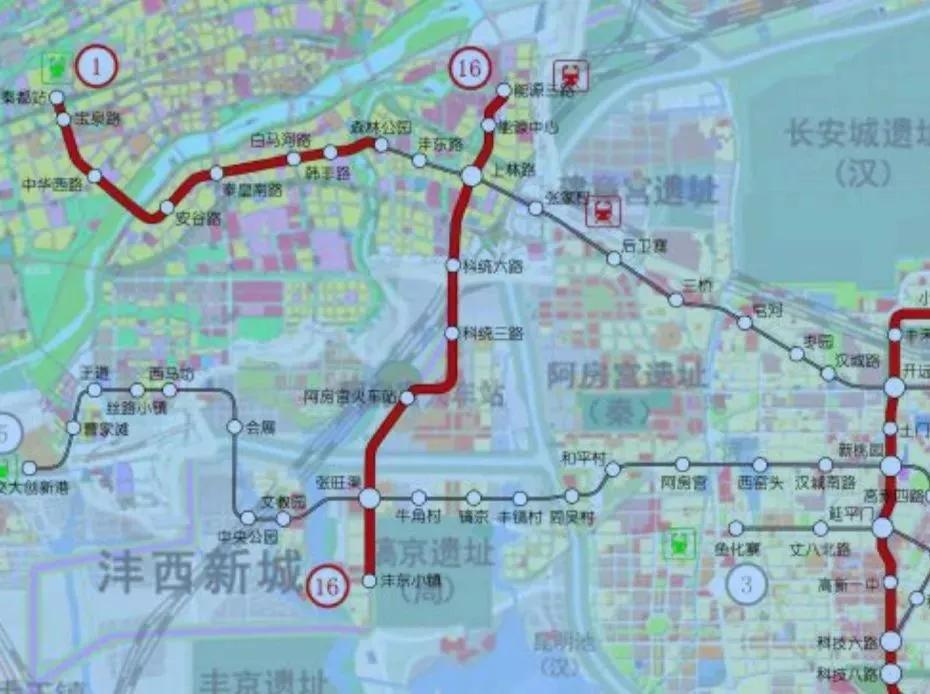 西安第三大车站就要来了!连通3条地铁线
