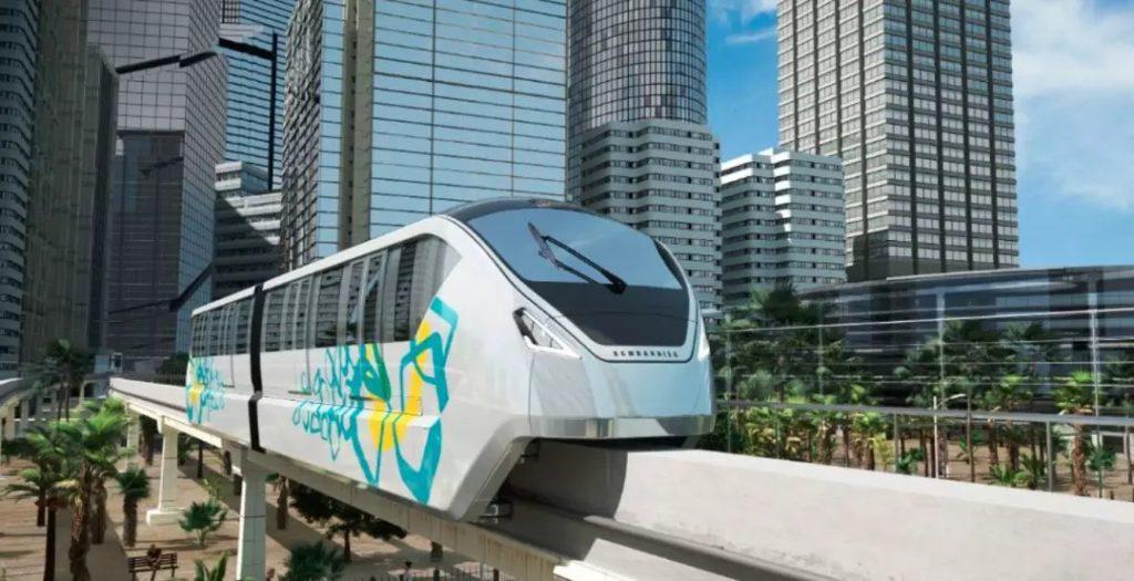 庞巴迪 Orascom和阿拉伯承包商联合赢得埃及两条单轨线路的建设和运营合同