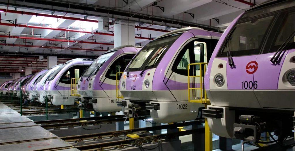 【上海10号线】全自动运行系统运营5周年!