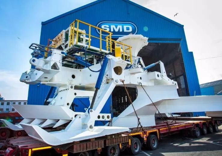 中车超级水下机器人全球首发,可下潜至6000米海底