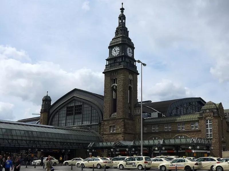 国际视野 欧洲那些最繁忙的火车站
