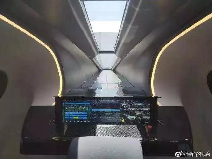 """时速600公里!""""超级列车""""或落地湖北!武汉2小时到广州"""