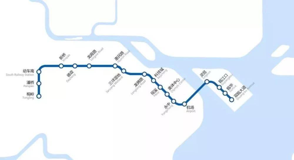 """月28日温州轨道交通S1线全线正式贯通运营"""""""