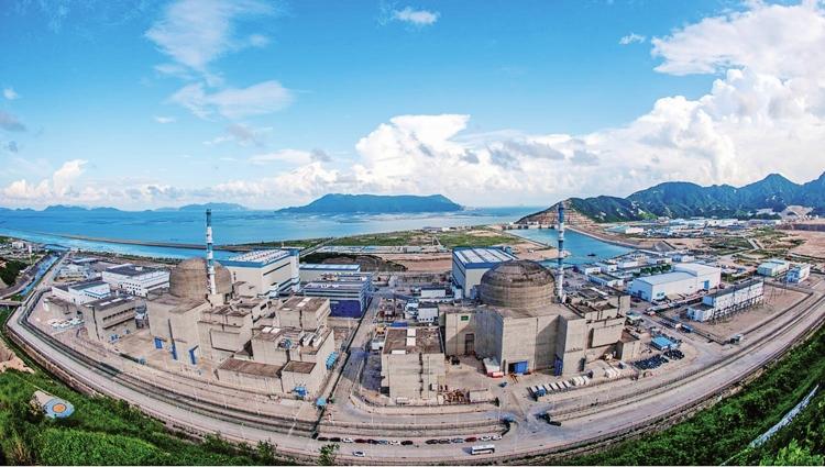 台山核电一期工程