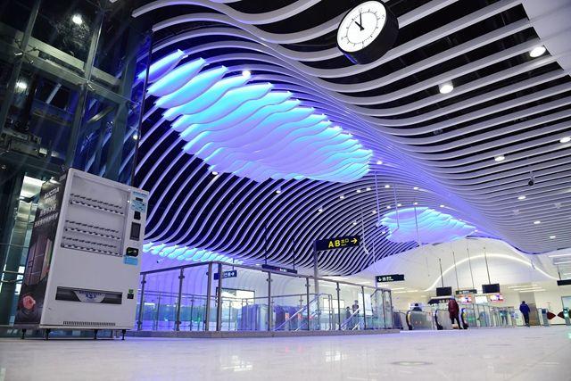 重磅!青島地鐵1號線擬分段開通,以青島北站為界