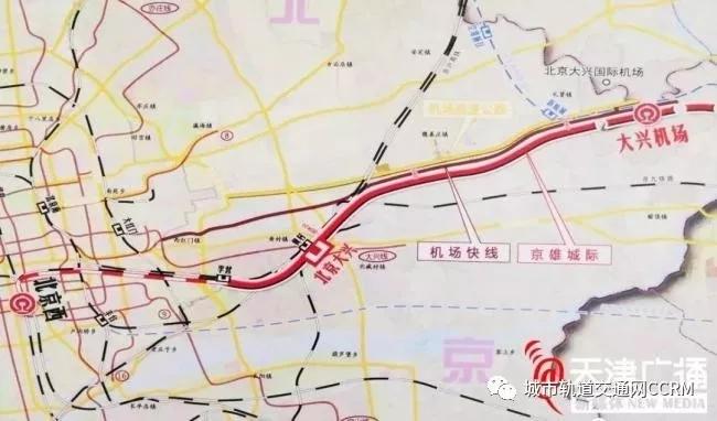 北三县轨道交通大发展!三条地铁或将连通北三县!