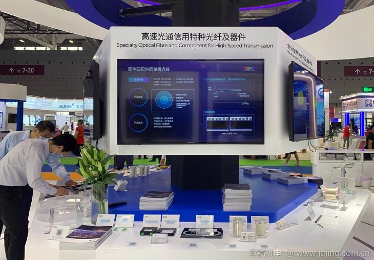 引领光通信创新 赋能行业新价值|长飞公司精彩亮相中国光博会