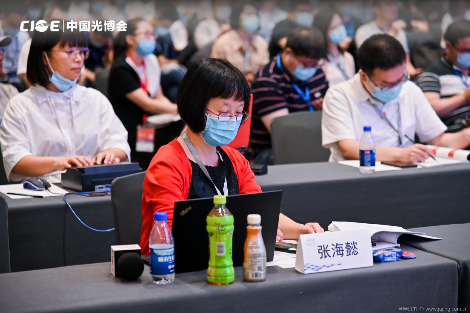张海懿:2021年上半年初步完成5G模块、前传系统标准化工作