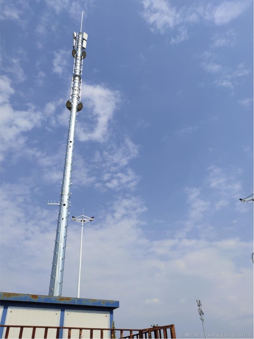 管中窥豹:一座5G基站背后的呼和浩特共建共享