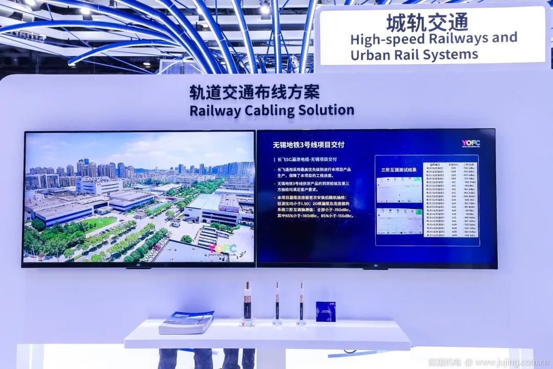 光联新基建 共赢新未来 | 长飞公司精彩亮相2020中国国际信息通信展览会
