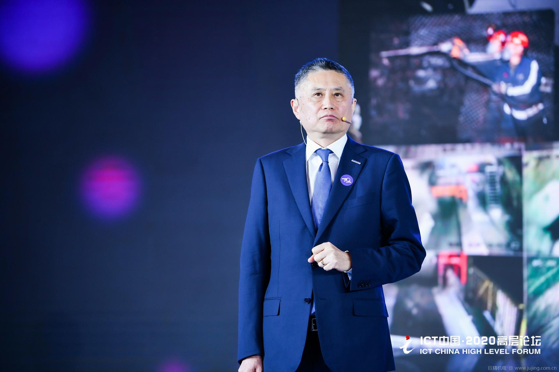 浪潮集团执行总裁陈东风:构建新模式,打造新生态,聚合新力量,共同推动5G产业创新发展