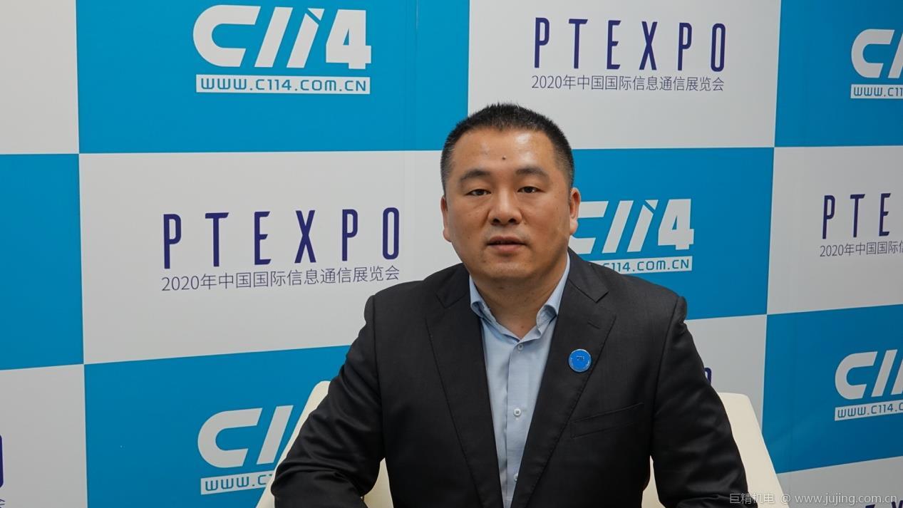 中兴通讯王宇:支撑5G快速部署,行业应用价值深远