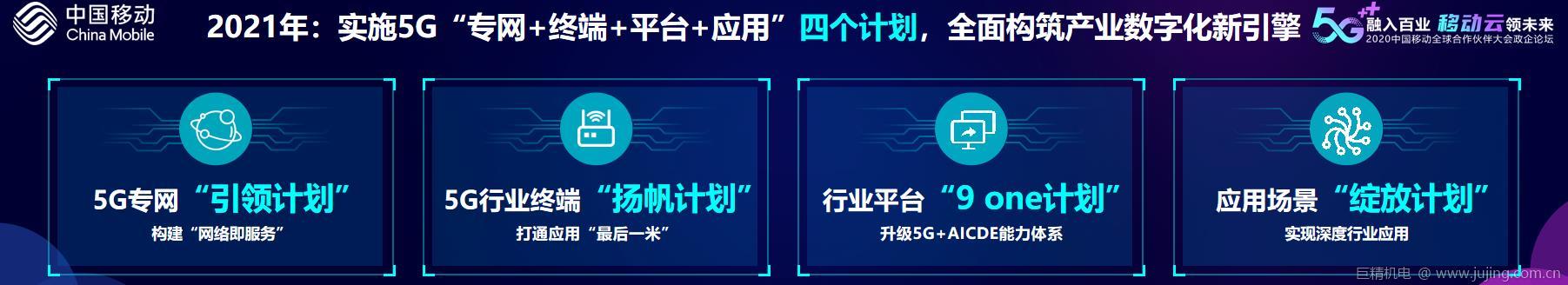 中国移动赵大春:5G+云双引擎,开启数智化转型新征程