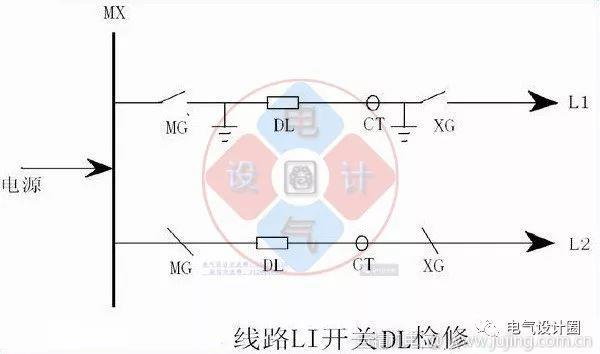 10kV的倒闸操作以及停送电顺序_8