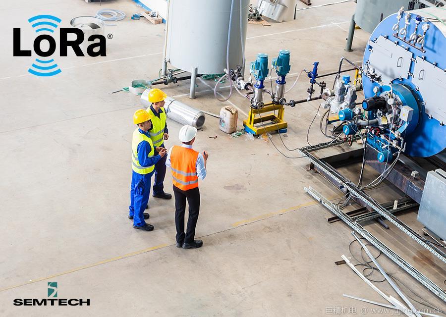 利尔达基于LoRa的人员定位解决方案,为化工园区提供智能安全保障