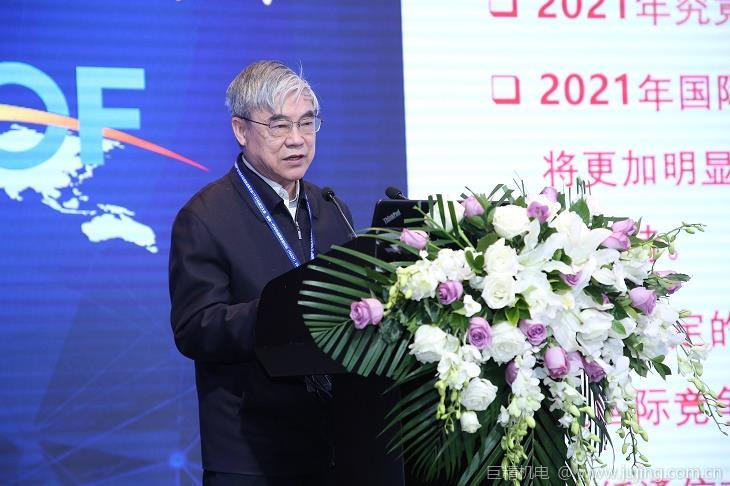 邬贺铨:光通信将向灵活切片的高可靠智能化全光网发展