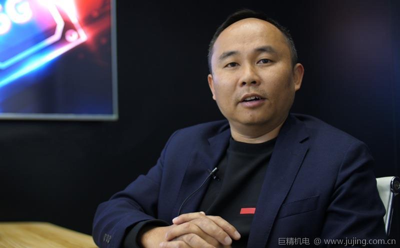 日海智能CEO杨涛:致力于成为全球一流AIoT企业