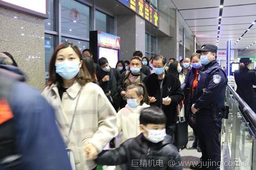 宜昌东车站派出所强化举措护卫清明小长假安全