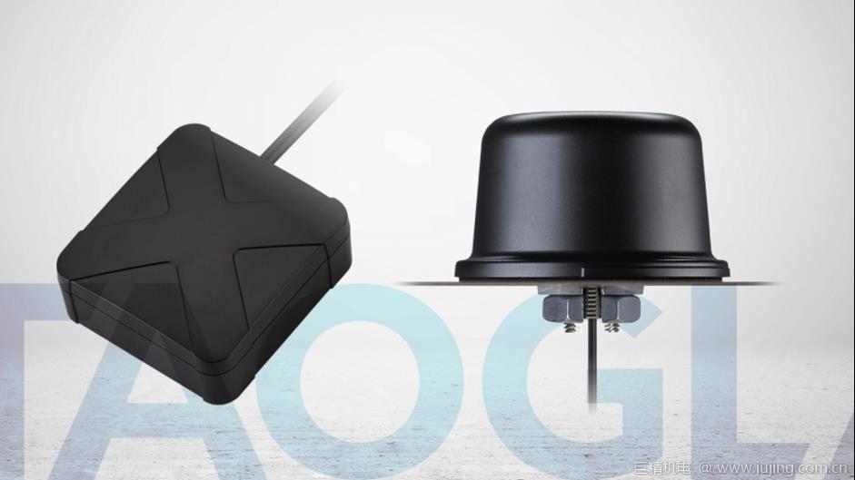 陶格斯推出了全新紧凑型有源多频段GNSS天线