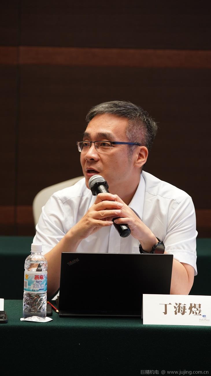 """中国移动丁海煜:从5G本身和5G赋能两方面入手实现""""双碳""""目标"""