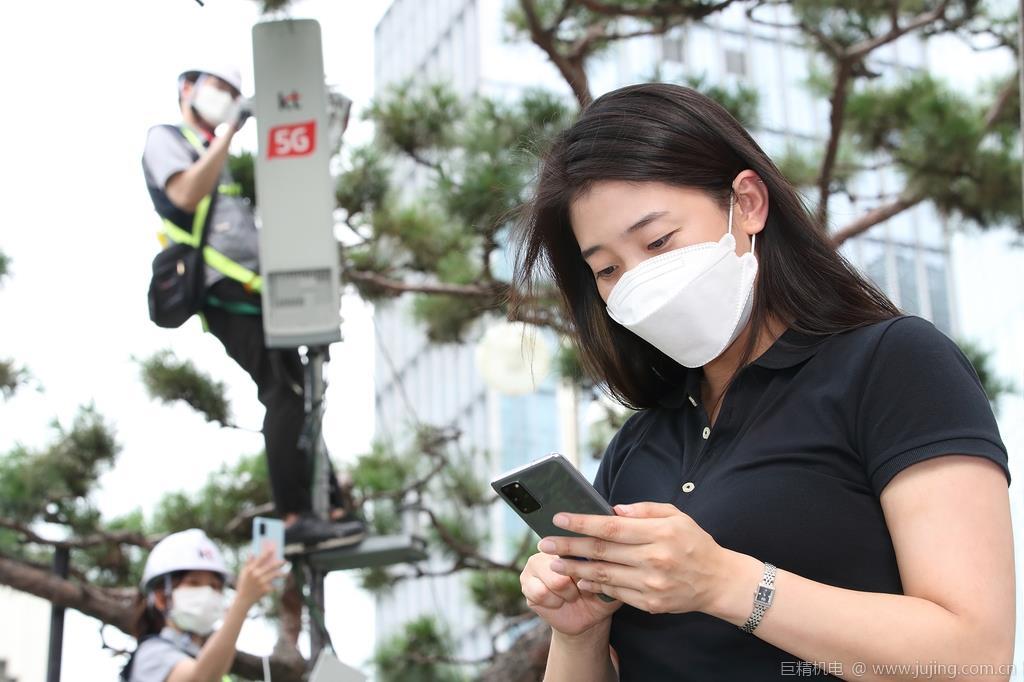 韩国电信宣布首个推出5G SA商用服务